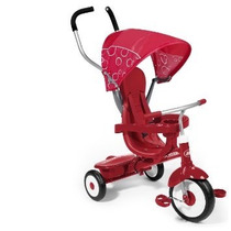Triciclo Radio Flyer 4-in-1 Trike Rojo