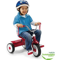 Triciclo Montable Radio Flyer Carrito