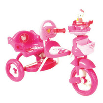 Triciclo Twin Hello Kitty