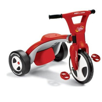 Triciclo Radio Flyer 2 In 1 Trike Rojo