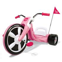 Triciclo Moto Chopper Niñas Radio Flyer Paseo Pm0