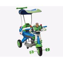 Triciclo Buzz Lightyear Original De Toy Story Nuevo
