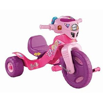 Fisher-price Barbie Luces Y Sonidos Trike