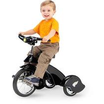 Triciclo Retro Clasico Negro P/ Niños 2-5 Años Envio Gratis