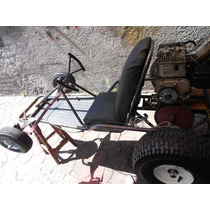 Gokart Motor 5hp 1 Plaza Para Adulto Tipo Pista