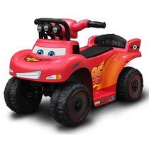 Disney Pixar Cars 2 6v Rs 500 Paseo En Quad