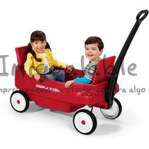 Vagon Para Traer A Tus Hijos Radio Flyer