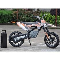 Motocross Eléctrica De 24 Voltios Todo Terreno Con Llave