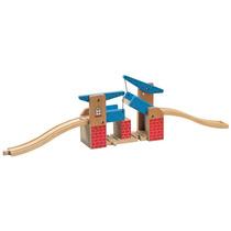 Mástil Puente Del Tren Del Juguete - Toys For Play De Trene