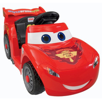Juguete Power Wheels Disney Pixar Car 2 Por Fisher Price Vv4