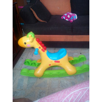 Jirafa Montable, Con Luces Y Ruidos Especiales Fisher Price