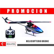 Helicoptero Drone Semi Pro Oferta