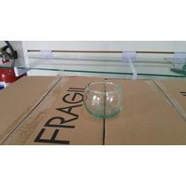 Pecera De Cristal # 3 Ideal Para Decoracion (7.5cmx5.5cm)