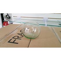Pecera De Cristal # 4 Ideal Para Decoracion (10.3cmx7.5cm)