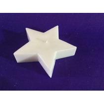 Vela Flotante Estrella Bodas Albercas 12cm 5 Piezas$100.00