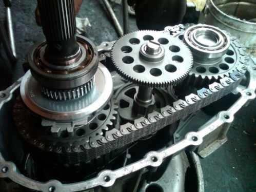 Venta Y Reparación De Cajas De Velocidades Estandard