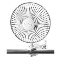 Air King 9145 6-pulgadas 2 Velocidad Clip-on Fan