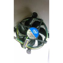 Disipador Ventilador Original Intel Socket 1155/1150 Cobre