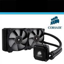 Sistema De Enfriamiento Líquido Corsair Hydro Series H100i