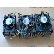Disipador Originales Intel Para Procesadores Socket 370