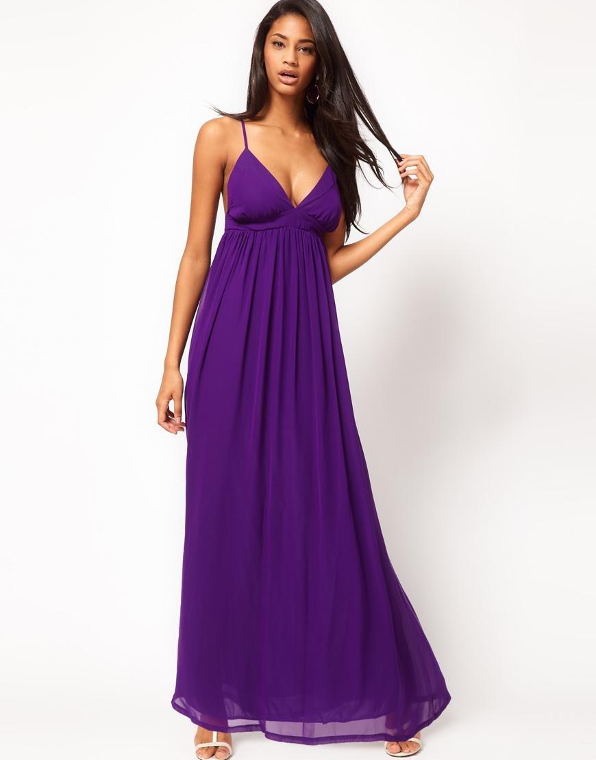 vestidos largos formales para fiestas
