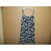 Vestido Casual D Tirantes Estampado Loft By Ann Taylor Xs-28
