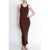 Hermoso Maxi Dress, Vestido Veraniego Talla M Mediana