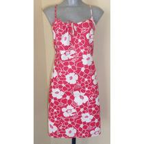 H&m Fresco Vestido Primavera Verano T32 100% Algodon