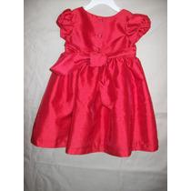 Vestido De Fiesta Para Niña Talla 2 $985.00 Ndd