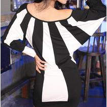 Vestido Bluson Corto Casual Primavera Envío Gratis 975