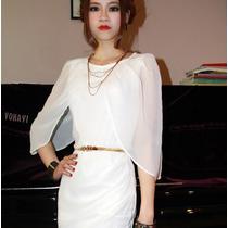 Vestido De Fiesta Elegante Moda Japonesa Formal 1150