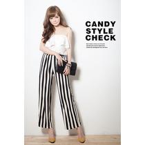 Suku 60531 Pantalon Mono Strapless Moda Asia $629
