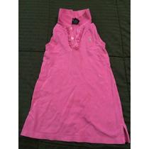 Lote 2 Vestidos Y 1 Blusa Polo Ralph Lauren Talla 4.