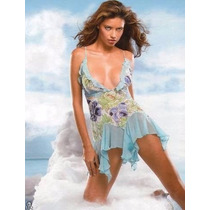 Victoria´s Secret The Printed Flowered Baby Doll M