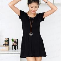 Vestido Casual Corto Moda Japonesa Envío Gratis 2148
