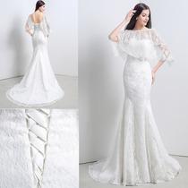 Hermoso Vestido De Novia Encaje Corte Sirena Boda