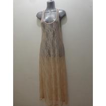 Vestido Encaje Strech Talla: S Y L Mod:1131