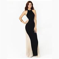 Vestido Largo Casual Eventos Elegante Envío Gratis 2270