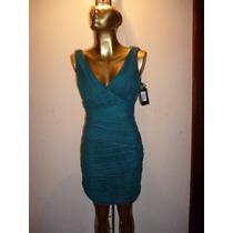Vestido De Noche Rue De La Paix Talla 4 Nuevo