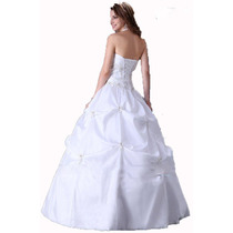 Vestidos Novia Boda Matrimonio Damas 15 Años Y Tallas Extras