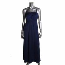 Vestido Azul Talla Chico Marca G By Giuliana Rancic Original