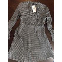 Vestido Coctel/casual Zara Talla L, Excelente Precio !!!!!!!
