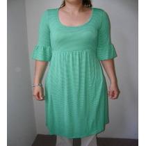 Vestido De Maternidad Marca Motherhood Talla Chica Algodon
