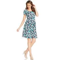 Envio Gratis Vestido Mujer Ny Collection Talla M