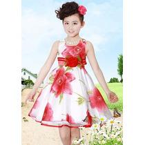 Vestido De Gala Para Niña Promocion Moda Japonesa