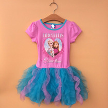 Vestido Frozen - (frozen, Peppa Pig, My Little Pony)