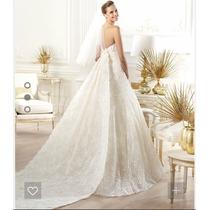 Vestido Novia Nuevo Barato Bonito Elegante Princesa Yessen