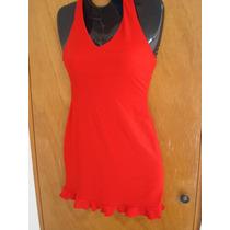 Vestido Rojo Talla S Tres Piezas Por 99 Pesos.
