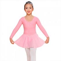 Hermoso Vestido Para Niña Ballet Tutu Moda Asiatica