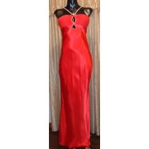 Lilasori Oferta De Vestido De Coctel Color Naranja Talla Xs